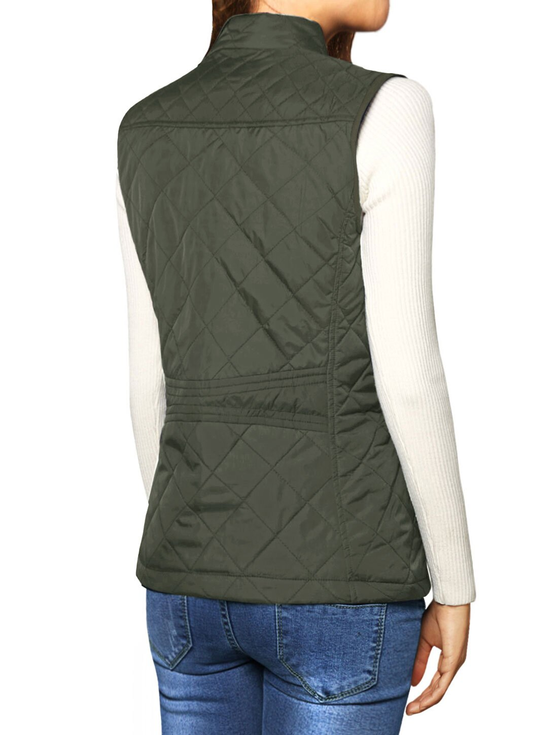 products quilt alpaca black yellow vpac model performance quilted vest green choice