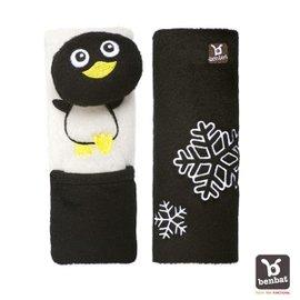 ~淘氣寶寶~~以色列Benbat~Benbat 安全帶護套 1~4歲 企鵝 ~ 貨~ 有