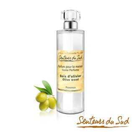 【SenteursduSud聖翠詩】橄欖木室內香氛噴霧100ml