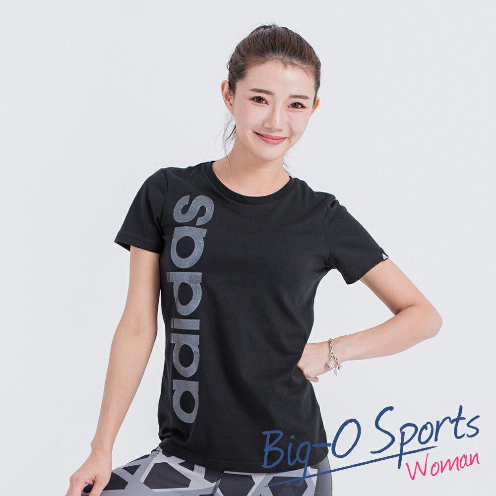 ADIDAS 愛迪達  CLEAR LINEAGE  運動圓領T恤   女  AI6142 Big-O Sports