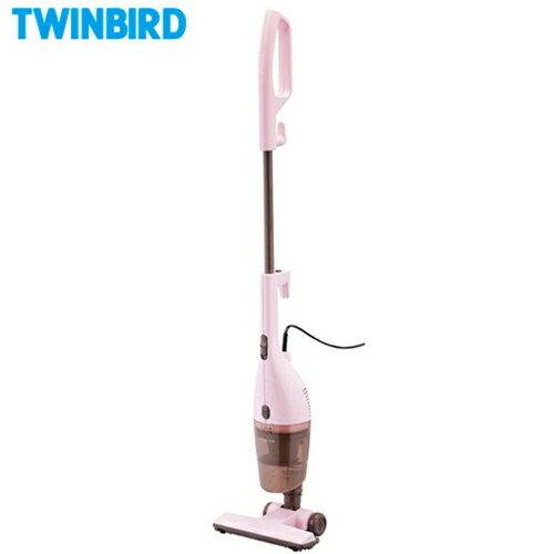 <br/><br/>  TWINBIRD 雙鳥 TC-5220TWP 粉紅 手持直立兩用吸塵器<br/><br/>