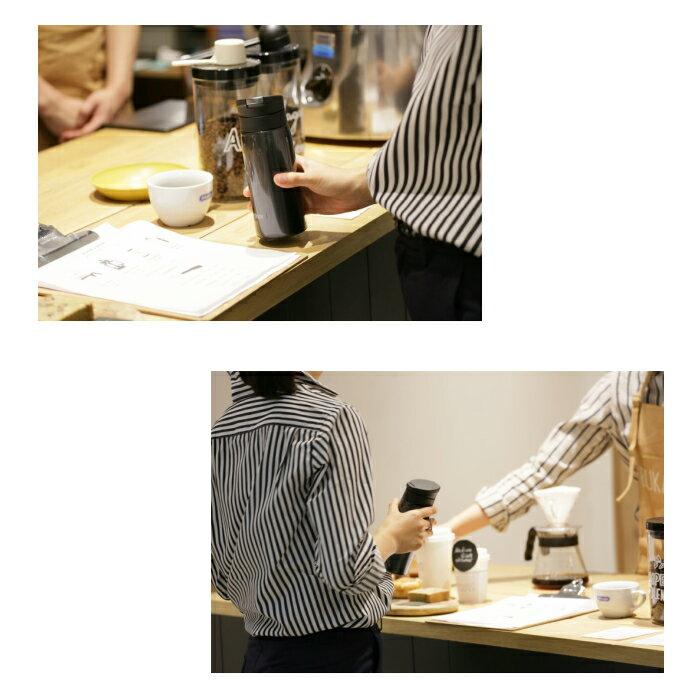 日本Tiger虎牌 超人氣 夢幻輕量保溫瓶 水瓶 水壺  /  黑色  / 350ml  /  MCX-A035-KL  / 日本必買代購 / 日本樂天直送。件件免運 5