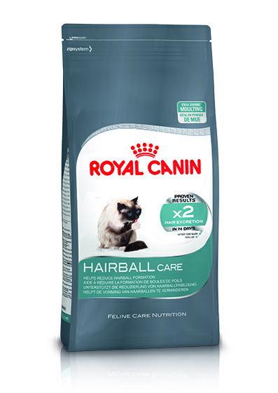 寵物 貓飼料 ROYAL CANIN法國皇家加強化毛貓IH34