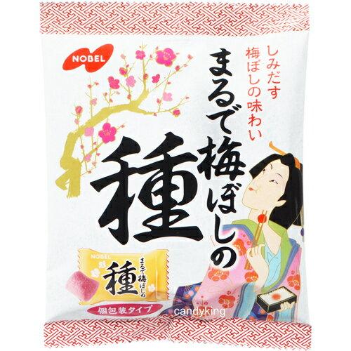 日本糖果 諾貝爾 Nobel 梅糖