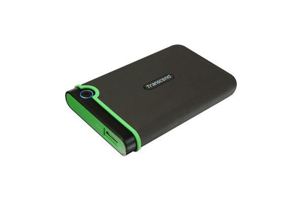 Transcend 500GB USB3.0 StoreJet 25M3隨身硬碟