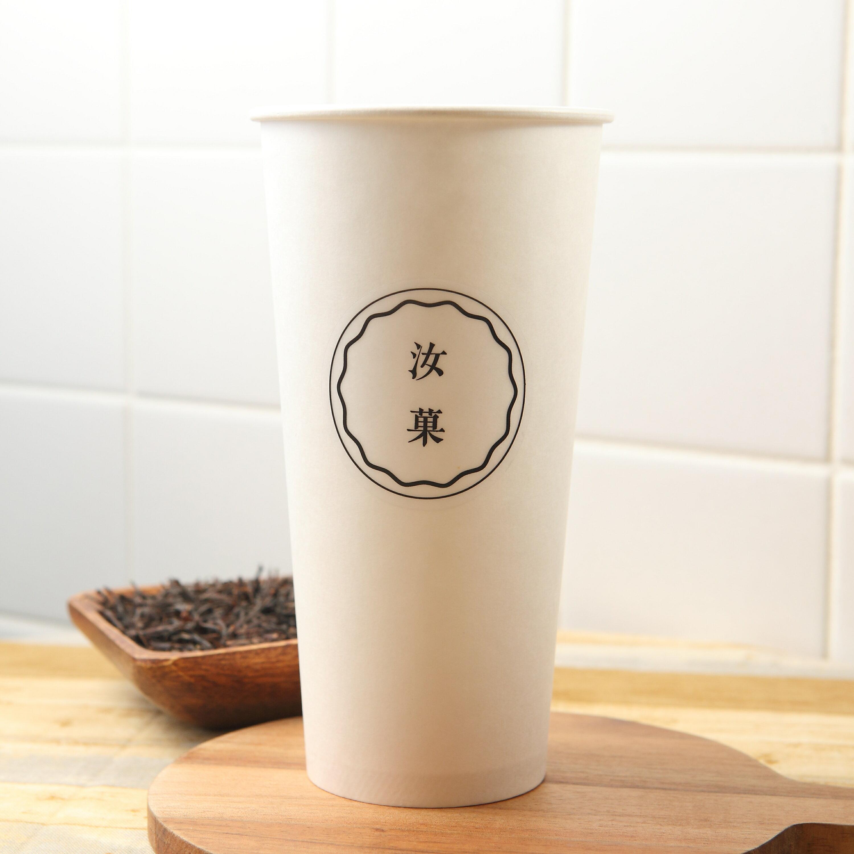 【汝菓】古早紅茶 L (冷/熱) 700 c.c.★茶飲★電子票券