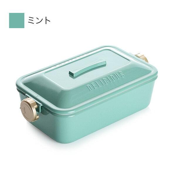日本製CHEERSFES  /  時尚電烤盤造型便當盒 600ml  /  可微波 / sab-2620  /  日本必買 日本樂天直送(3070) 6