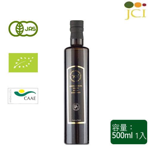 《JCI 艾欖》日本JAS認證 冷壓初榨橄欖油 500ml