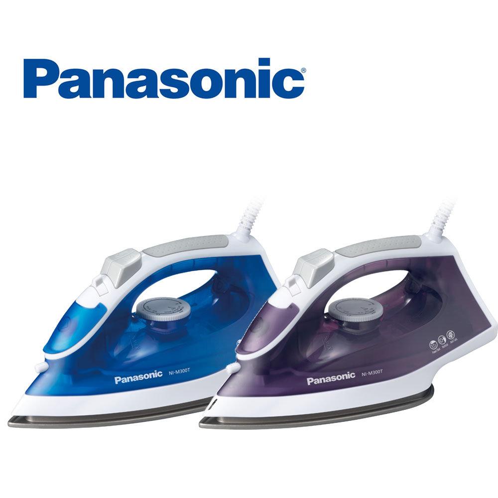 Panasonic 國際牌 蒸氣電熨斗 NI-M300TA NI-M300TV
