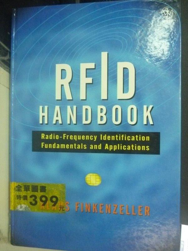 【書寶二手書T7/大學理工醫_ZHB】Rfid Handbook: Radio-Frequency