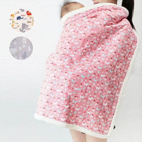 【現貨】韓國空運mango tango背巾披風保暖罩 背巾披風 背帶斗篷 防風罩
