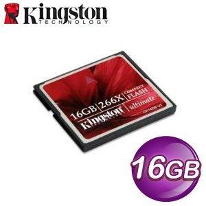 *╯新風尚潮流╭*金士頓 16G 16GB 266X U2 CF 記憶卡 CF/16GB-U2
