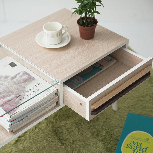 茶几桌 / 和室桌 / 客廳桌 Victoria雙色調強化玻璃茶几(三色) MIT台灣製 完美主義【Q0050】好窩生活節 4
