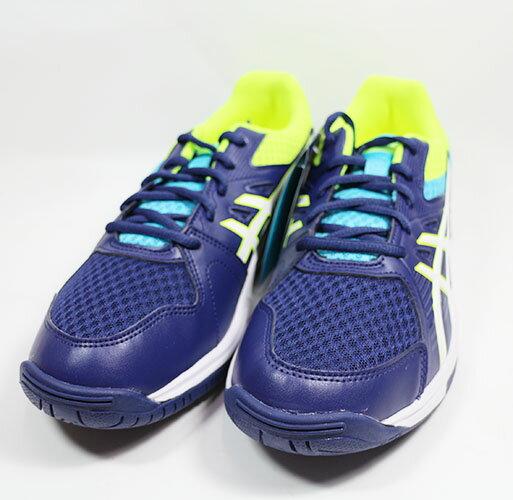 ASICS亞瑟士排球鞋女款UPCOURT31072A012-400[陽光樂活=]