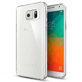 Spigen Galaxy Note 5 N9208 Liquid Crystal 超薄透明保護殼【葳豐數位商城】