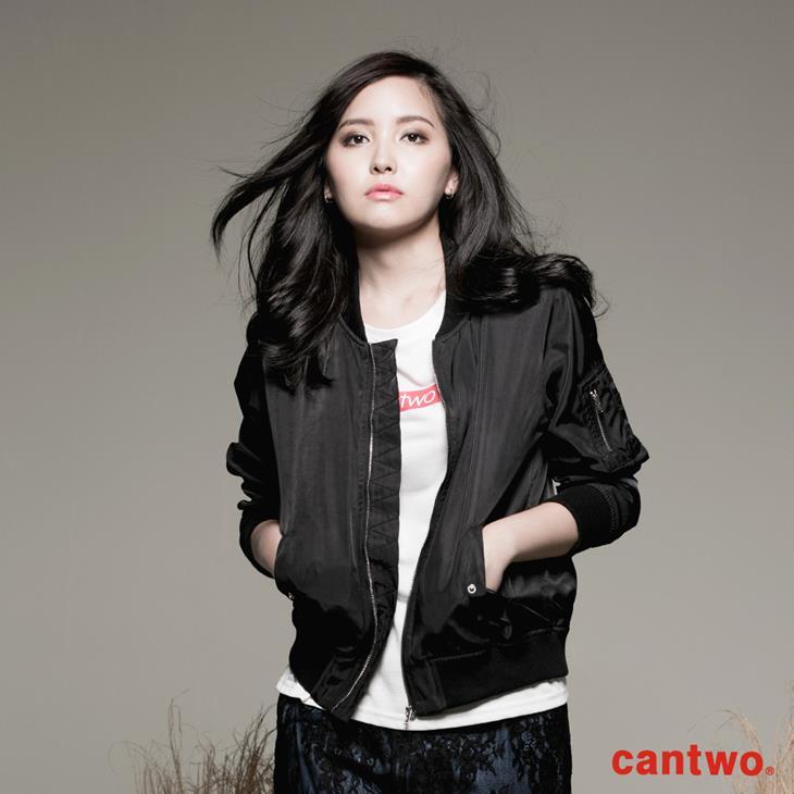 cantwo金屬光MA1外套(共三色) 0