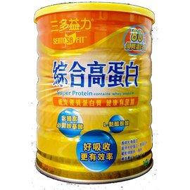 三多益力綜合高蛋白 500g/瓶◆德瑞健康家◆