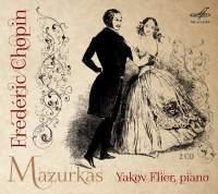 MELODIYA 弗利爾 Yakov Flier   蕭邦:馬祖卡舞曲全集 Chopin: