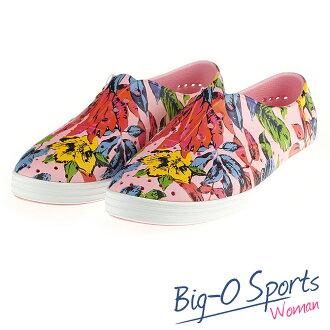 NATIVE JERICHO PRINT 修身鞋 休閒鞋  輕便鞋  女 004018092 Big-O Sports