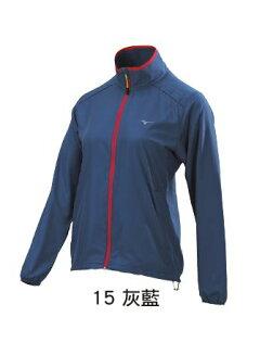 【登瑞體育】MIZUNO女路跑風衣外套-J2TC878415