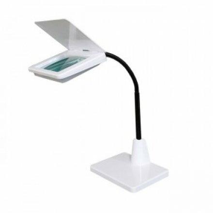 Pro sKit MA-1006A桌上型3D放大鏡燈(30個LED)
