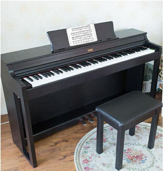 [推荐好物]電鋼琴 88鍵重錘專業成人電子數碼智慧鋼琴初學者家用電鋼
