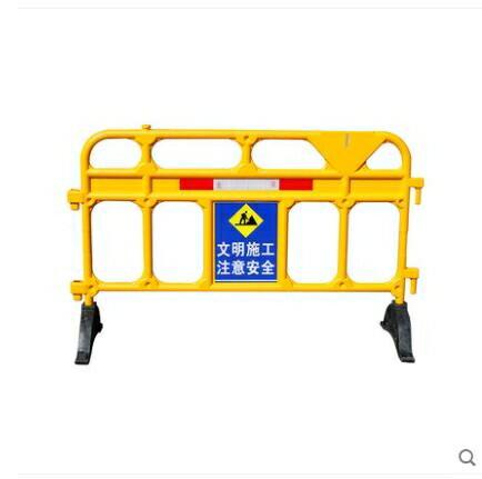 【618購物狂歡節】伸縮欄 伸縮圍欄 玻璃鋼可移動式柵欄電力施工安全絕緣隔離帶遮攔 防護欄特惠促銷