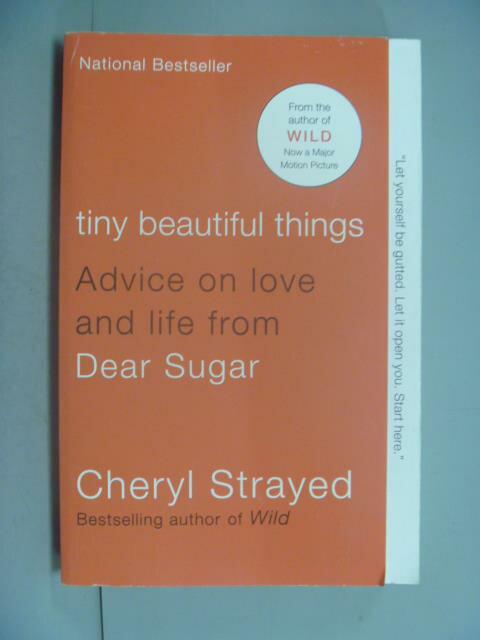 ~書寶 書T4/原文書_NJF~Tiny Beautiful Things: Advice