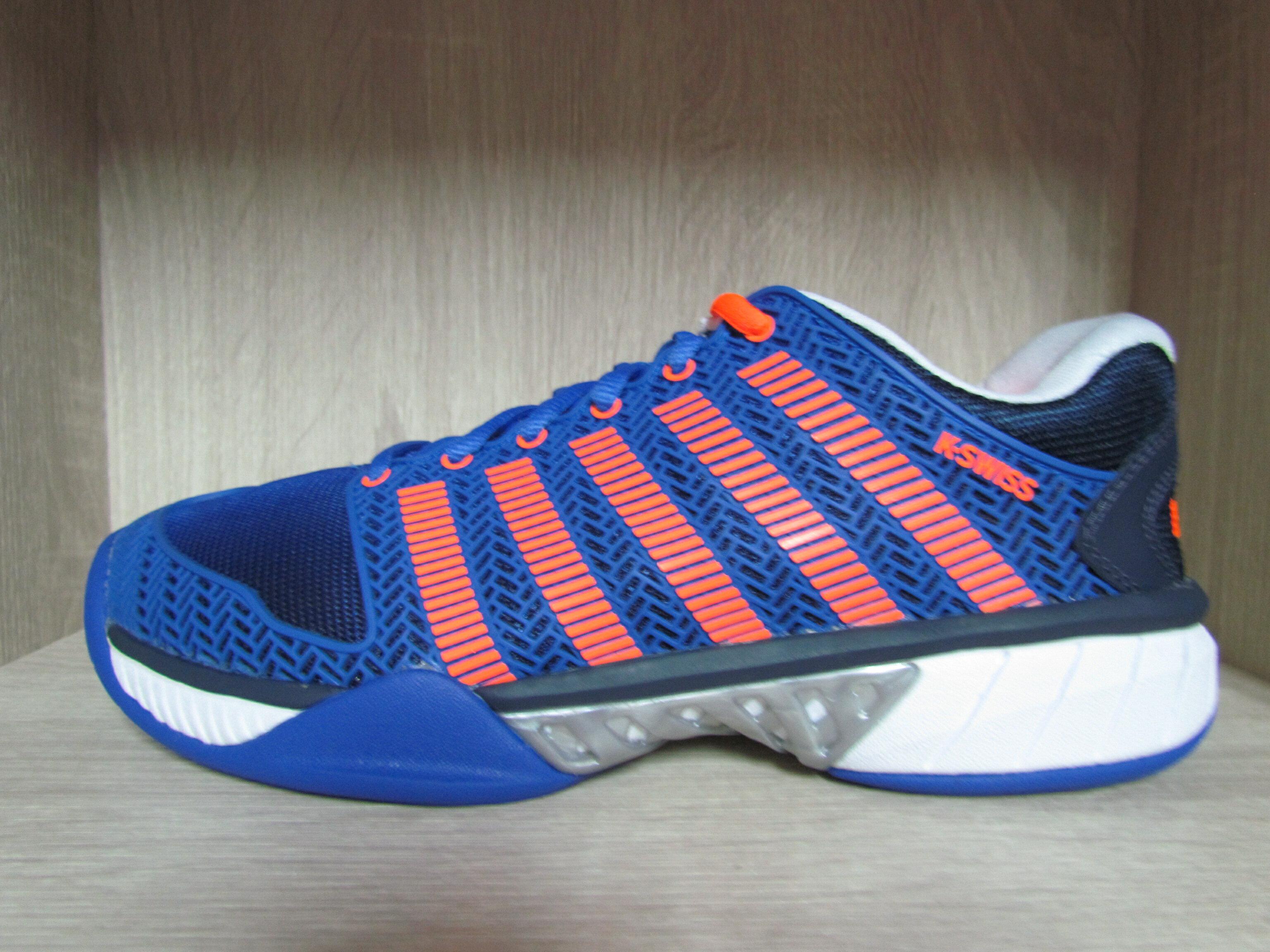 2016年全新K-Swiss Hypercourt Express透氣輕量網球鞋