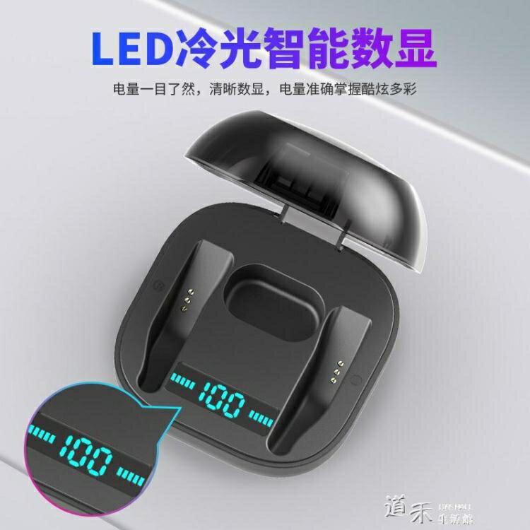 2021搶先款 藍芽耳機Q62跨境b10數顯倉powerHBQpro無線TWS藍芽耳機 新年狂歡