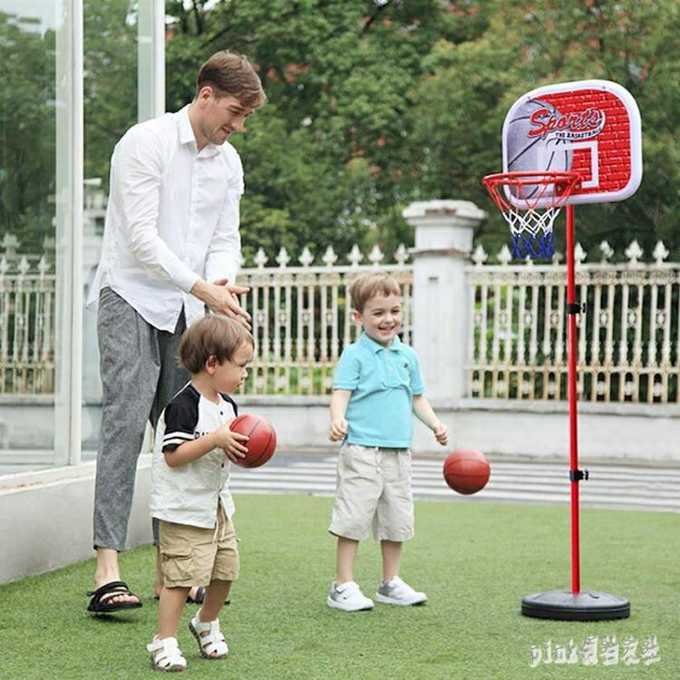 2021搶先款 兒童戶外籃球架可升降室內投籃框家用玩具男孩2-3-5歲小孩4-6 PA2710『pink領袖衣社』 新年狂歡