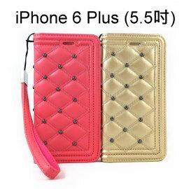 仕女名媛鉚釘手拿包/皮套 iPhone 6 Plus / 6S Plus (5.5吋)
