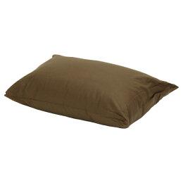 健康透氣 枕套 深褐 x43 NITORI宜得利家居