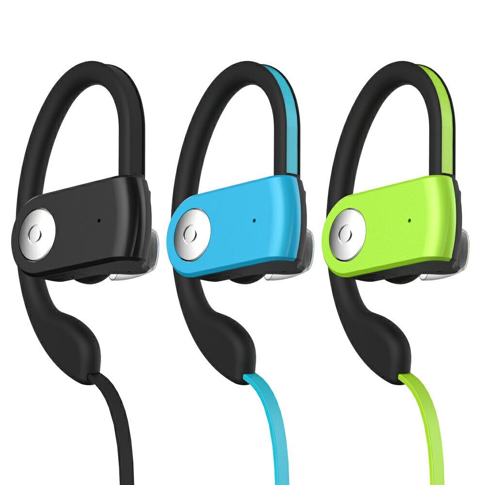 [富廉網]【BTK】M12 無線音樂藍牙耳機 綠