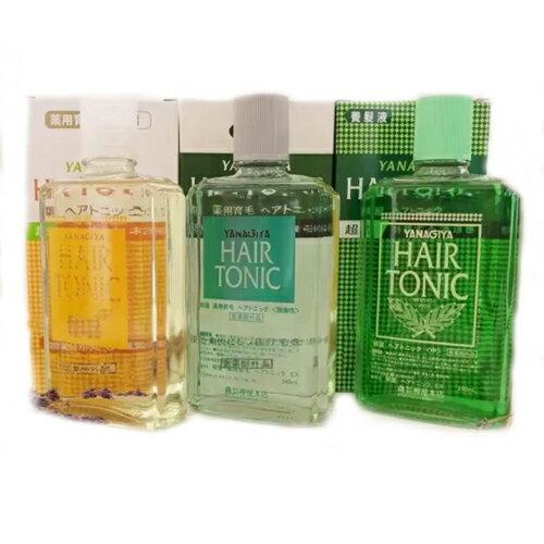 日本柳屋 雅娜蒂HAIR TONIC 營養液/精華液/菁華液增強版 240ml