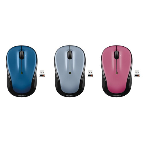 羅技 無線滑鼠 - 3色 / 個 M325