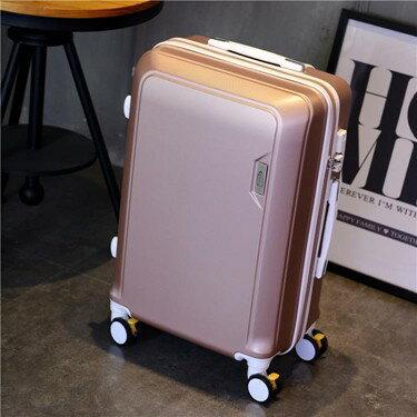 皮箱拉桿箱化妝子母箱萬向輪行李箱男旅行箱密碼箱女20寸24寸26寸 伊卡萊生活館NMS  聖誕節禮物