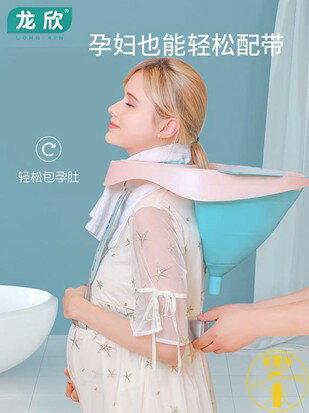 洗頭躺椅式洗頭盆仰視洗頭神器家用大人成人兒童通用【伊卡萊】  聖誕節禮物