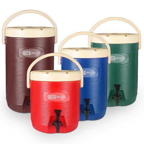 奶茶桶 商用奶茶桶大容量保溫桶熱水桶 咖啡果汁豆漿飲料桶開水桶涼茶桶JY  聖誕節禮物