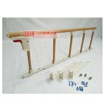 老人防摔床護欄兒童床邊床檔加厚鋁合金護欄可摺疊欄家用圍欄扶手    聖誕節禮物