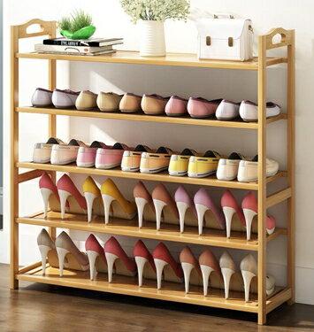 鞋架多層簡易家用經濟型省空間鞋柜組裝現代簡約防塵宿舍置物架子  聖誕節禮物