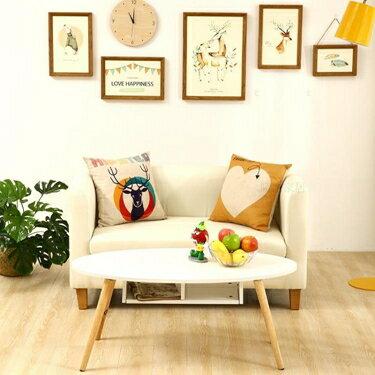 沙發 臥室小沙發小型客廳網吧網咖服裝店單人沙發椅雙人布藝小戶型沙發 伊卡莱生活館  聖誕節禮物