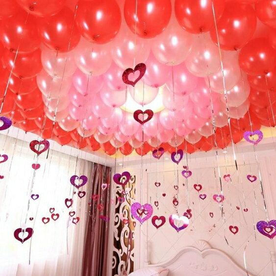 派對用品-結婚禮用品裝飾布置婚房創意浪漫氣球 婚慶生日派對布置加厚氣球  聖誕節禮物