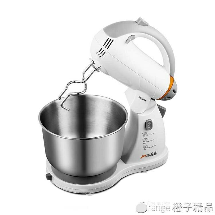 HM4400電動打蛋器家用臺式商用奶油機和面打奶霜奶蓋全自動攪拌機qm  聖誕節禮物