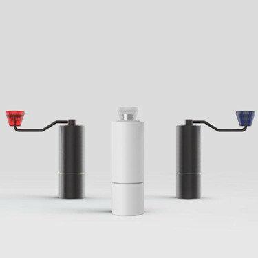 泰摩栗子C手搖咖啡磨豆機家用手沖咖啡機研磨機器具雙軸承定位  聖誕節禮物