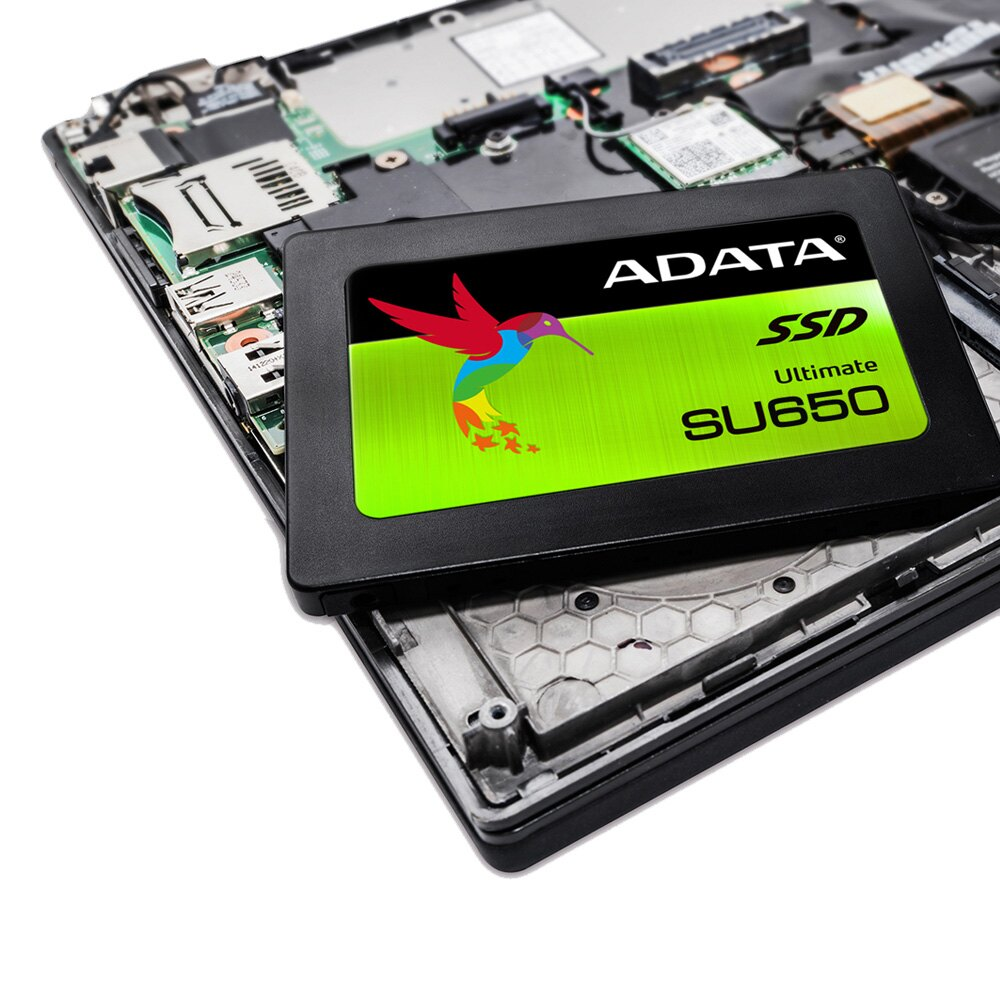 "ADATA Ultimate SU650 3D NAND 2.5"" 960 GB SSD (ASU650SS-960GT-C) 5"