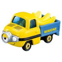 變形金剛人物模型推薦到【Fun心玩】160 TM11426 麗嬰 正版 TOMICA 夢幻 多美小汽車 Dream TM 小小兵香蕉車 禮物就在Fun心玩推薦變形金剛人物模型