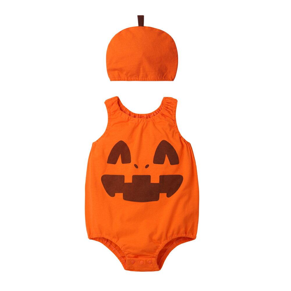 Augelute Baby 水果造型連身衣套裝 附帽子 51015 90066(好窩生活節) 7