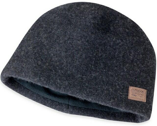 Outdoor Research 羊毛保暖帽/登山帽 Whiskey Peak 243666 0001黑