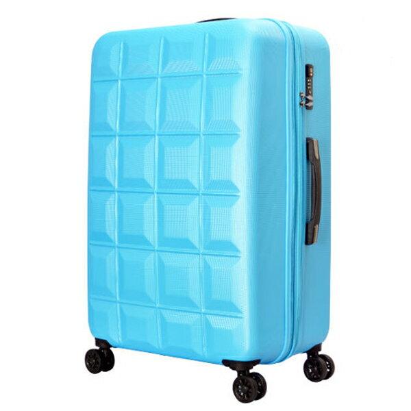 濃情巧克力20吋防盜霧面防刮行李箱旅行箱《蘇打巧克力》